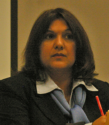 Indira Prahst, Department of Sociology, Langara College